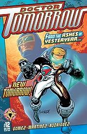Doctor Tomorrow (1997-1998) No.12