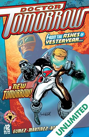 Doctor Tomorrow (1997-1998) #12