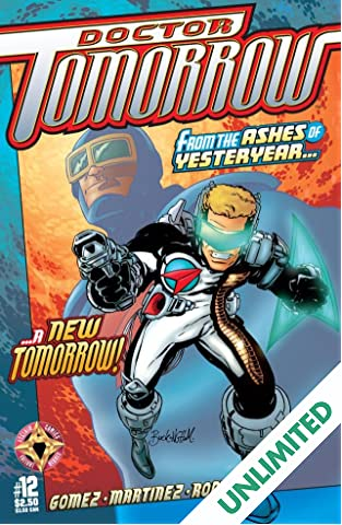 Doctor Tomorrow (1997-1998) #12