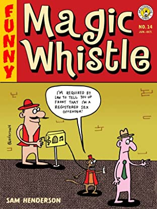 Magic Whistle #14