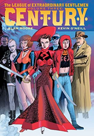 The League of Extraordinary Gentlemen Vol. 3: Century