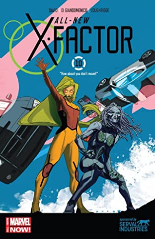 All-New X-Factor (2014-2015) No.10