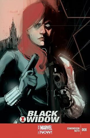 Black Widow (2014-2015) #8