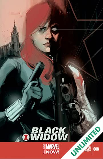 Black Widow (2014-2015) #8