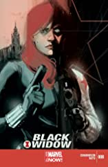 Black Widow (2014-) #8