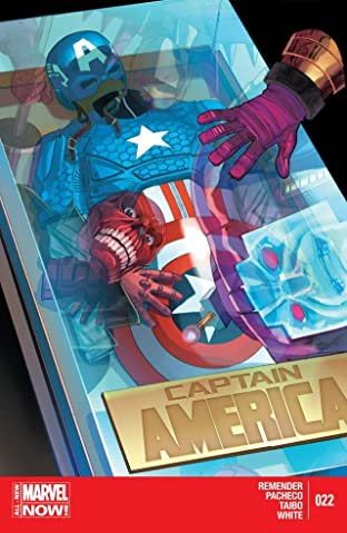 Captain America (2012-2014) #22