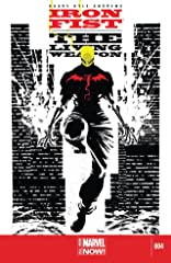 Iron Fist: The Living Weapon #4