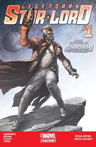 Legendary Star-Lord #1: Special Edition - Digital Exclusive