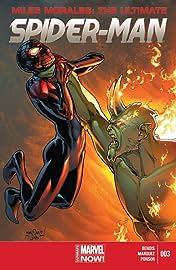 Miles Morales: Ultimate Spider-Man (2014-2015) No.3