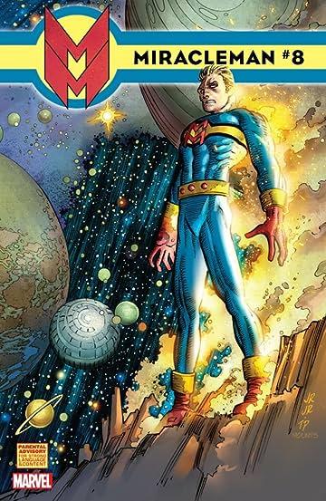 Miracleman #8