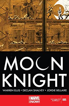 Moon Knight (2014-2015) No.5
