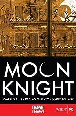 Moon Knight (2014-) #5