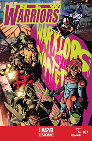 New Warriors (2014) #7
