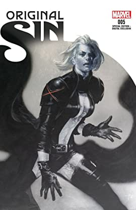 Original Sin #5 (of 8): Special Edition - Digital Exclusive