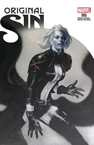 Original Sin No.5 (sur 8): Special Edition - Digital Exclusive