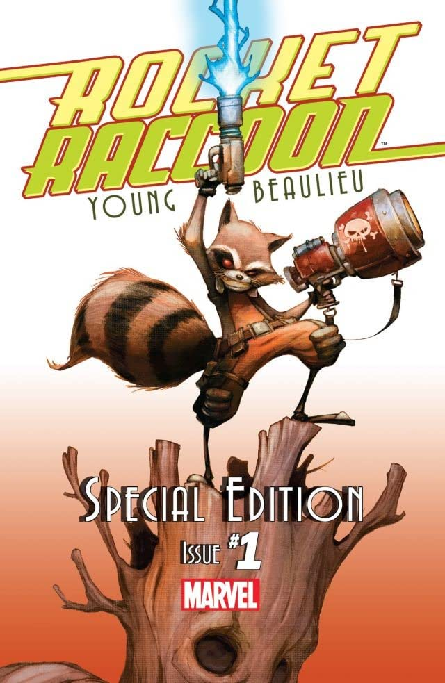Rocket Raccoon (2014-2015) #1: Special Edition - Digital Exclusive