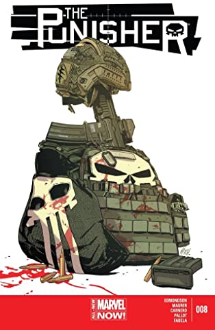 The Punisher (2014-2015) #8