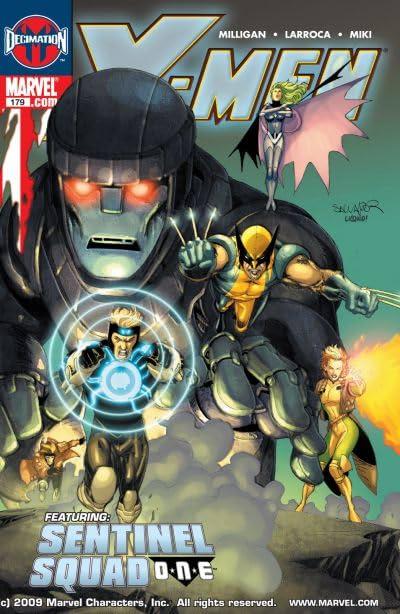 X-Men (2004-2007) #179
