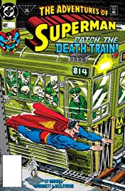 Adventures of Superman (1986-2006) #481