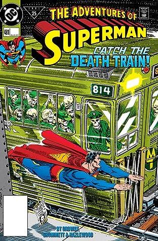 Adventures of Superman (1986-2006) #481