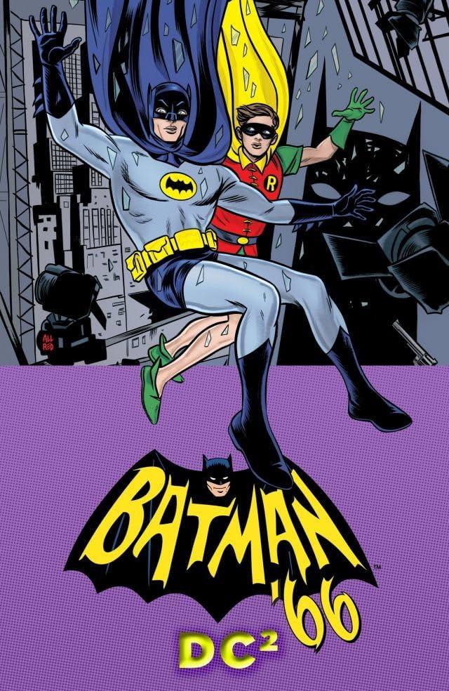 Batman '66 #38