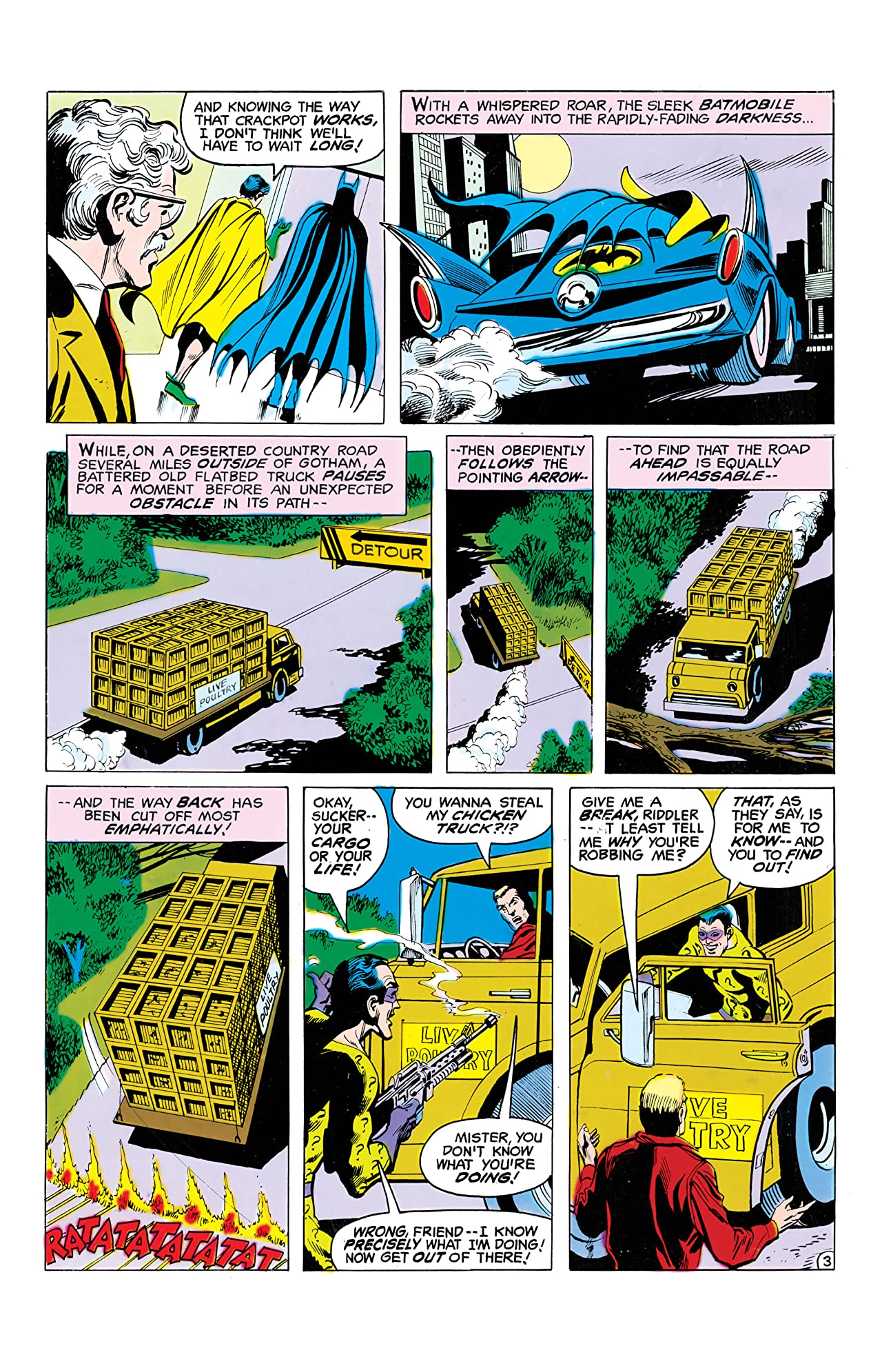 Batman (1940-2011) #317