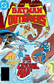 Batman and the Outsiders (1983-1987) #6