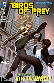 Birds of Prey (2011-2014) #33
