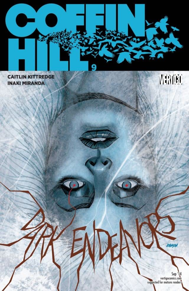 Coffin Hill (2013-2015) #9