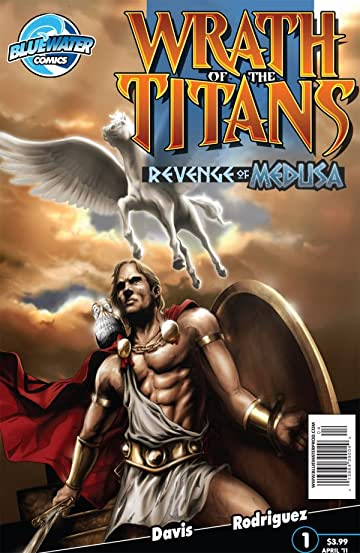 Wrath of the Titans: Revenge of Medusa #1