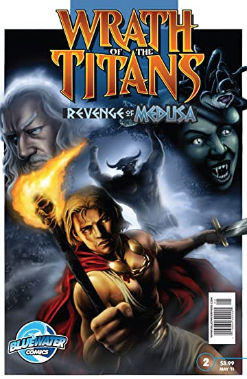 Wrath of the Titans: Revenge of Medusa #2