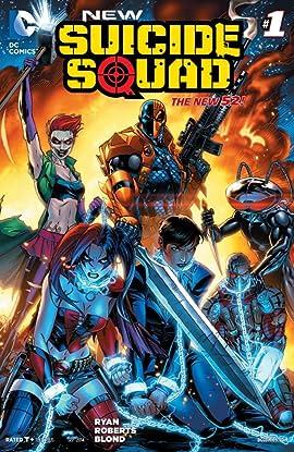 New Suicide Squad (2014-2016) #1