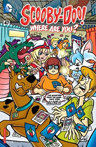 Scooby-Doo, Where Are You? (2010-) No.47
