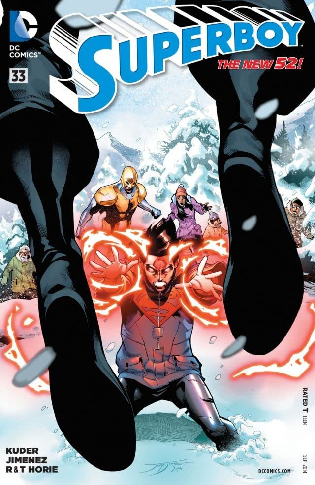 Superboy (2011-2014) #33