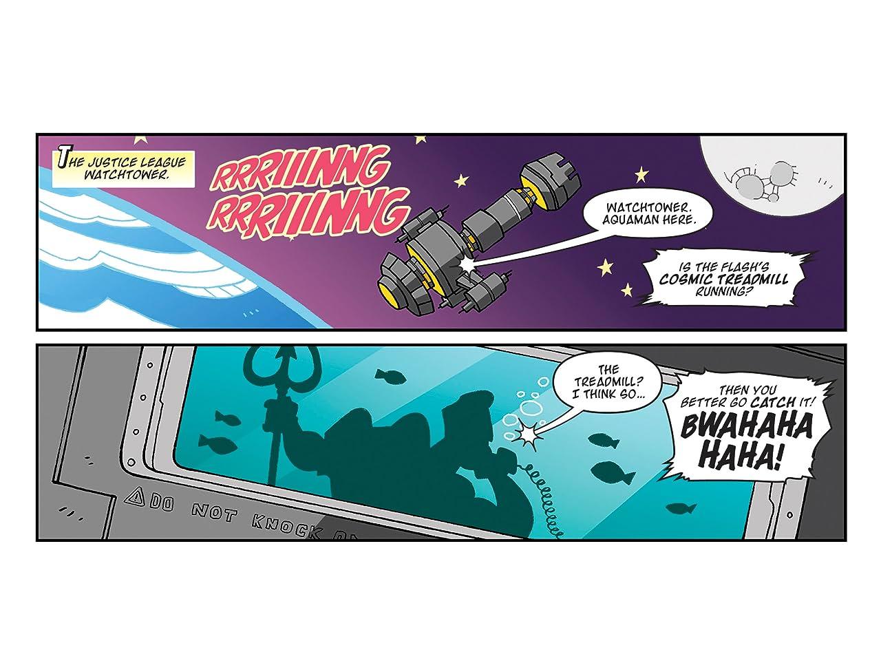 Teen Titans Go! (2013-) #9