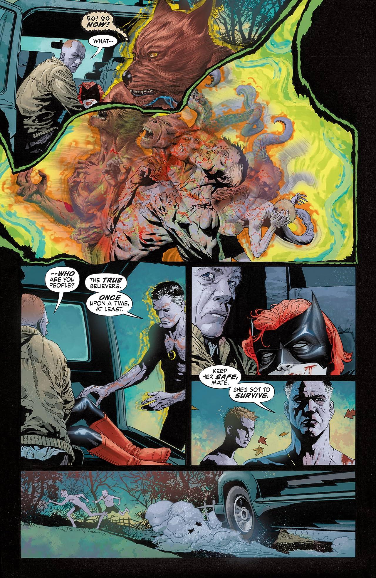 Detective Comics (1937-2011) #856