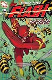 The Flash (1987-2009) #244