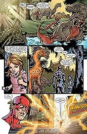 The Flash (1987-2009) #244