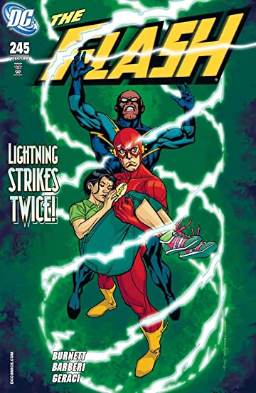 The Flash (1987-2009) #245