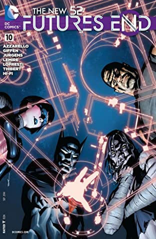 The New 52: Futures End No.10