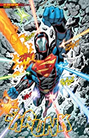 The New 52: Futures End #10