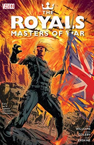 The Royals: Masters of War (2014) #6 (of 6)