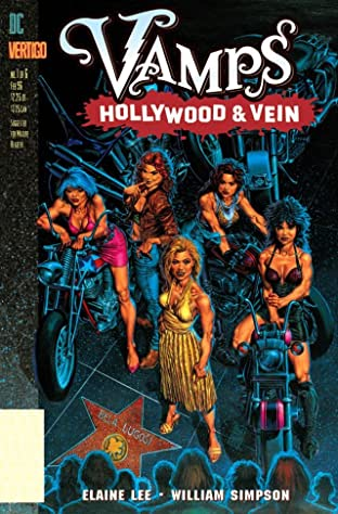 Vamps: Hollywood and Vein (1996) #1