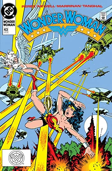 Wonder Woman (1987-2006) #43