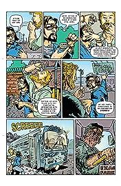 Chupa Comics Presents: Double Barrel #1
