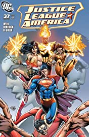 Justice League of America (2006-2011) #37