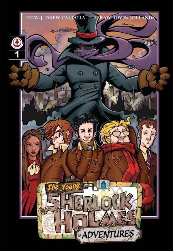 Young Sherlock Holmes Adventures #1