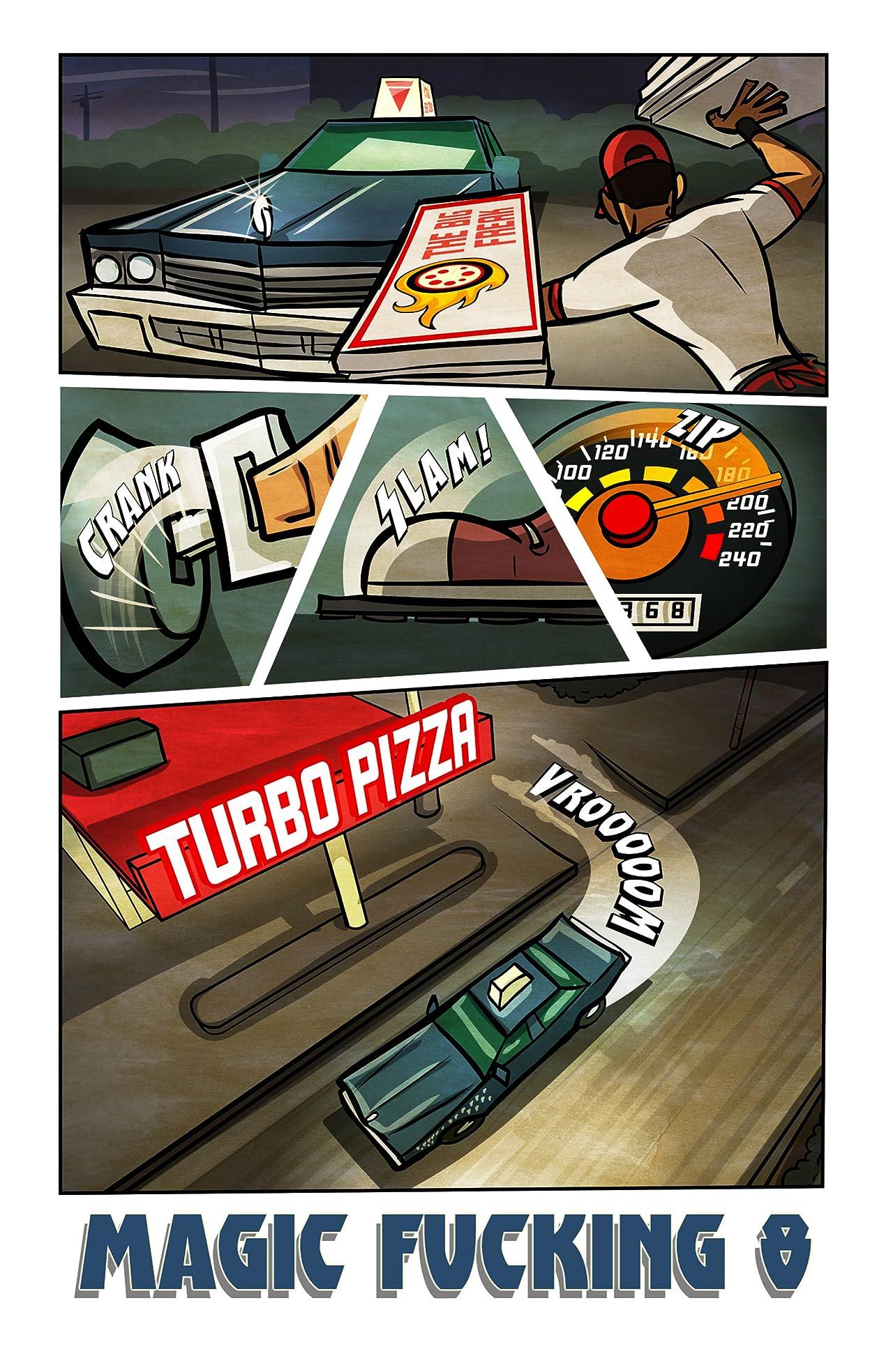 Buffalo Speedway #6