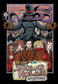 Young Sherlock Holmes Adventures #3