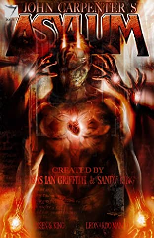 John Carpenter's Asylum #6